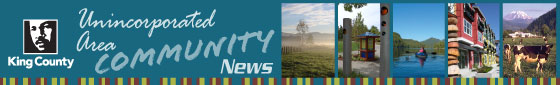 Unincorporated Area Community News
