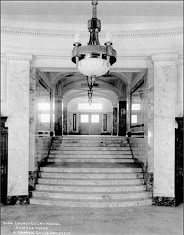 Old Entrance to King County Courthouse.