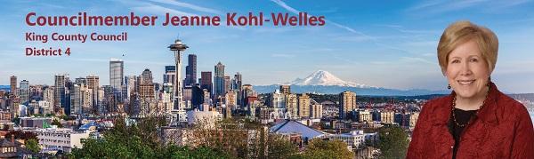 KC Councilmember Jeanne Kohl-Welles