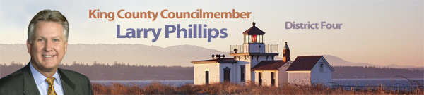 Larry Phillips in Discovery Park