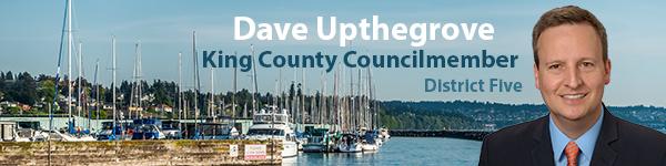 King County Councilmember Dave Upthegrove